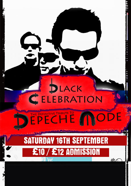 BLACK CELEBRATION - SAT 16TH SEPT