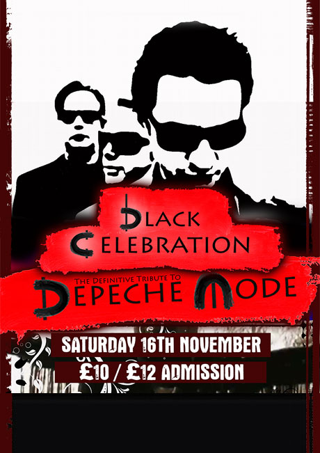 BLACK CELEBRATION - SAT 16TH NOV