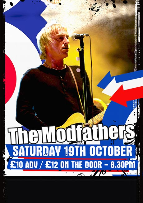 THE MODFATHERS - SAT 19TH OCT